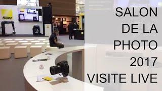 Salon de la Photo de Paris : visite Live de l'édition 2017