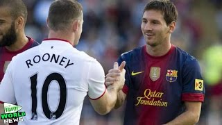 Lionel Messi Calls Man United