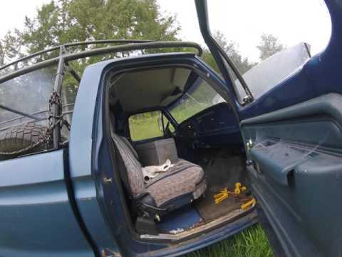 Soon to be farm truck again