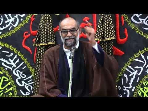 Shaykh Moiz Raza - 09 Muharram 1441 (8th Sept 2019) - Bandra Khoja Masjid - Mumbai (Urdu Majalis)