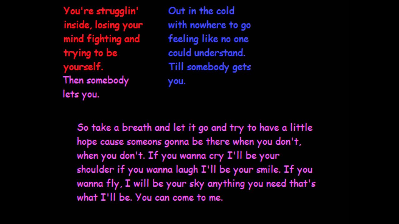 4 The Cause – Stand By Me Lyrics   Genius Lyrics
