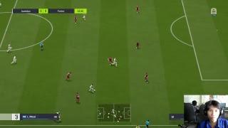 FIFA ONLINE 4: LEO RANK HUYỀN THOẠI 3 FO4 VỚI BEST TEAM BZASIL VS RÔ BÉO