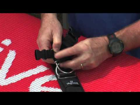 TransPac XT: How to Adjust the Shoulder Straps