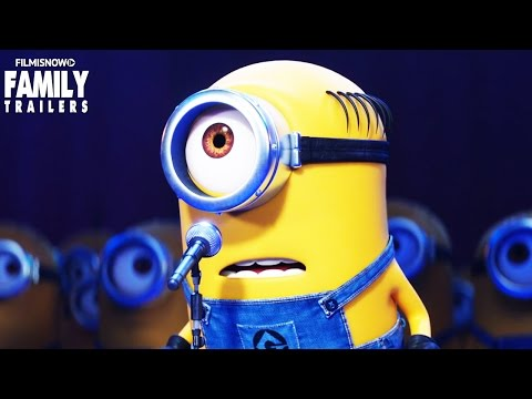 Despicable Me 3   The Minions Are Back With An Entertaining Singing Performance