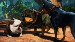 Pixar: Up - movie clip - Meet the Pack scene