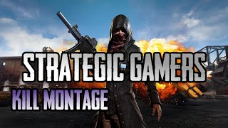 Kill Montage (War Zone NCS) | Pubg Mobile | Oneplus 5t | Must Watch