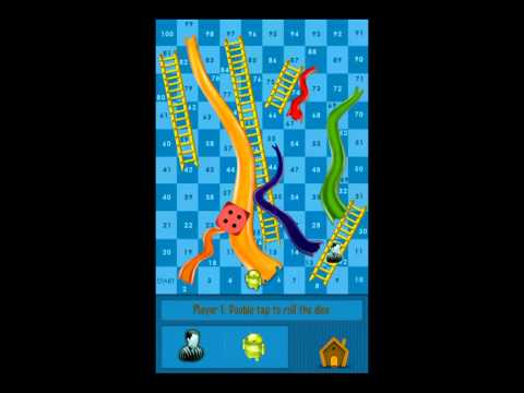 Chutes and Ladders Game for Android