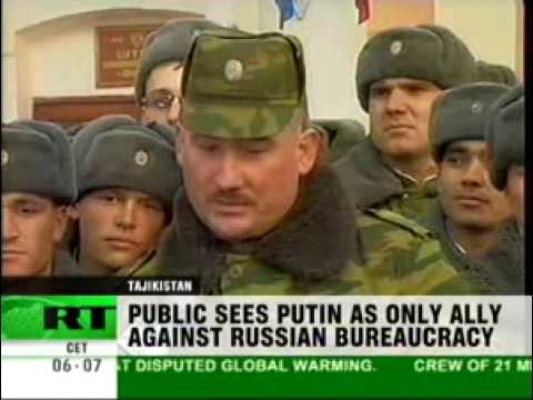 Putin's miracle amid Overwhelming bureaucracy in Russia - RT 091203