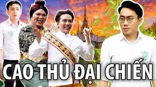 PHIM CẤP 3 - Ăn Hàng Ngoại Truyện | Ginô Tống, Thành Khôn, Lu Dương