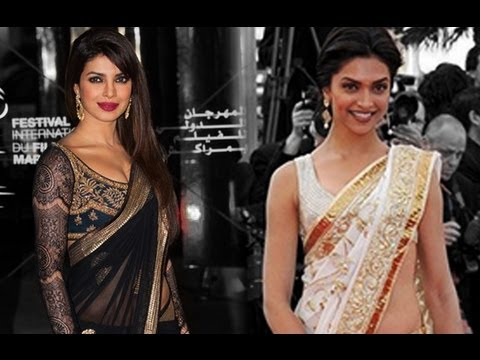 Bollywood Girls In Sarees. video
