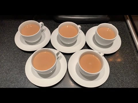 How To Make The Best Masala Chai ☕️