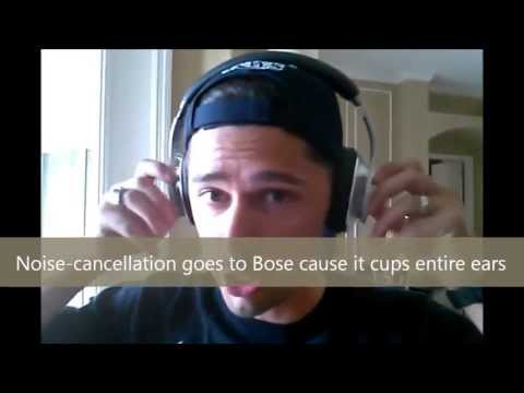 Beats VS Bose Headphones Pros & Cons Review