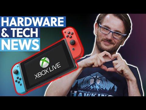 Kommt Xbox auf die Switch Pro?   Tech- & Hardware-News