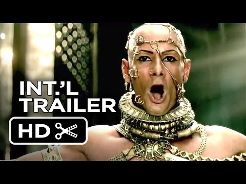 300: Rise of an Empire Official International Trailer #2 (2014) - Rodrigo Santoro Movie HD