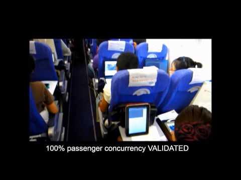 Flight Focus Wireless IFE Onboard Air China