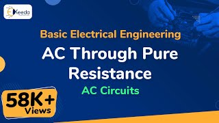 AC Through Pure Resistance in AC Circuit