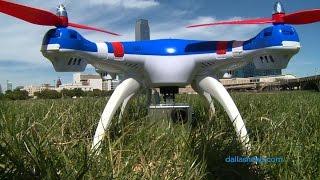 Tech Review: Xtreem Gravity Pursuit Drone