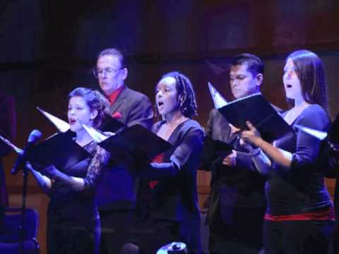 "The John Alexander Singers perform Joseph Gregorio's ""Love, thricewise"""