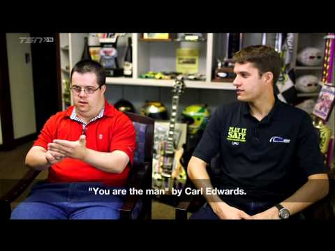 2014 NSCS Dover AAA 400 - Carl Edwards Pre Race Story