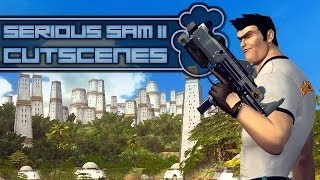 Serious Sam 2 - ALL CUTSCENES