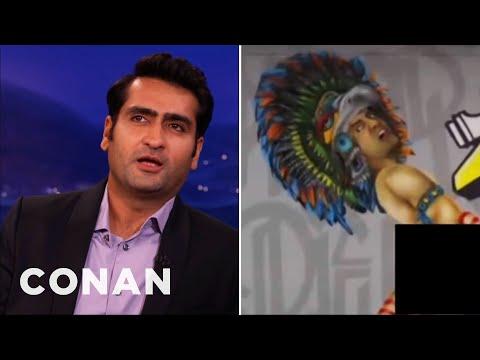 Kumail Nanjiani's Racy