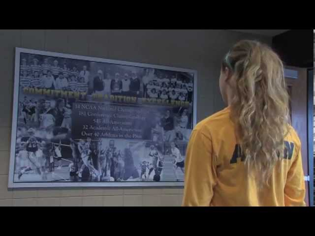 Hall of Fame Video - Allegheny Athletics