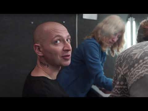 Oxxxymiron  & Markul Fata Morgana Гримерный Making of