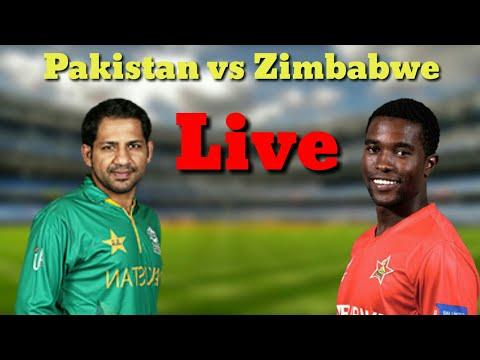 Watch Pakistan vs Zimbabwe live cricket match By Aliraza tv
