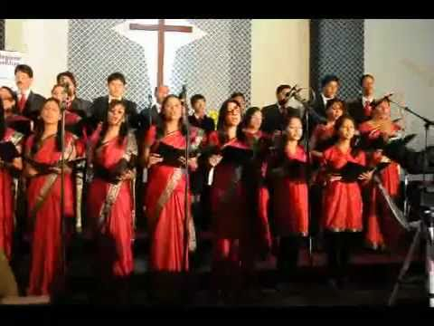 Hindi Christian Song - Yeshu Apne Sath Hai Toh Gayengey video