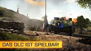 Battle News #92: Die erste DLC Map ist spielbar! - They Shall Not Pass (Kein Gameplay)