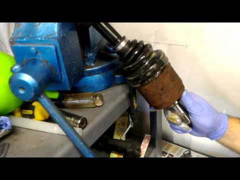 How to Fix Stretched and Disconnected Inner CV Axle Joint