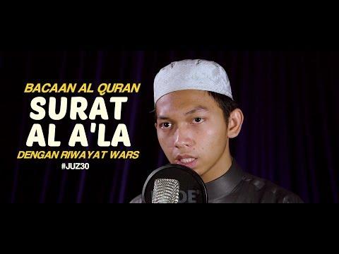 Bacaan Al-Quran Riwayat Wars: Surat 87 Al-A'la - Oleh Ustadz Abdurrahim - Yufid.TV