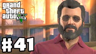 Grand Theft Auto 5 - Gameplay Walkthrough Part 41 - Drugs and Aliens (GTA 5, XBox 360, PS3)
