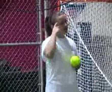 Softball Pitching Advance Skills with Crissy Rapp