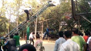 বাংলা মুভির হাস্যকর কিছু শুটিং দৃশ্য। Bangla funny shooting .