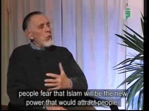 Swedish Ambassador  convert to Islam قصه اسلام سفير السويد