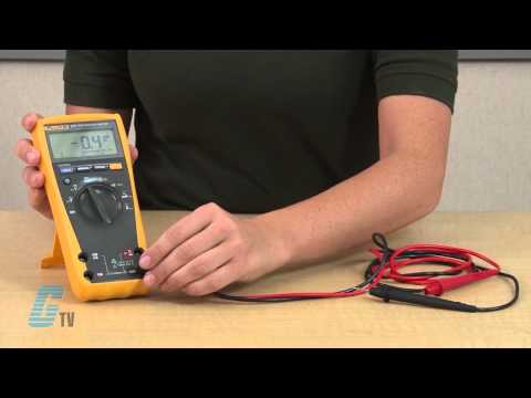 Fluke Digital Multimeter Overview - 170. 175. 177. 179 Series