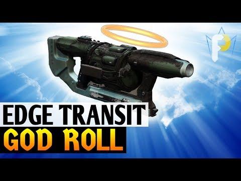 GOD ROLL Edge Transit Grenade Launcher (The MemeLauncher) Destiny 2 Forsaken thumbnail