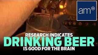 Trending News: Drinking Beer Is Good For The Brain | Dispatch