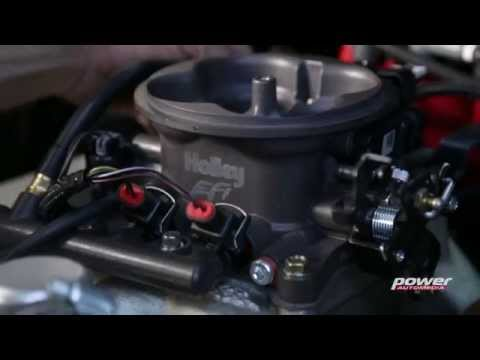 Holley Terminator EFI Kit Electronic Fuel Injection