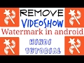 [Hindi] How to remove watermark in video show no root.mp3