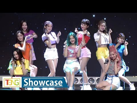 MOMOLAND(모모랜드) 'Only One You' Showcase Stage (BAAM, 배앰, Fun To The World, Joo E, Nancy)