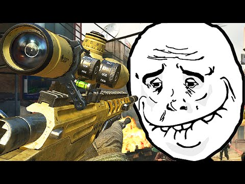 Black Ops 2 HILARIOUS Moments - Open Lobby Highlights, Getting Noticed, Protect the President (COD)