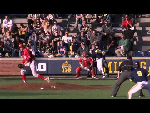 Nebraska at Michigan - Baseball Highlights
