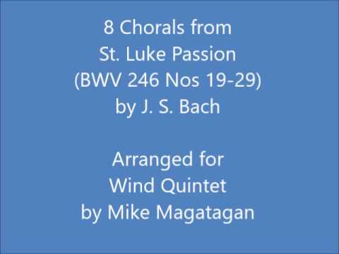 Anonymous - St. Luke Passion, BWV 246