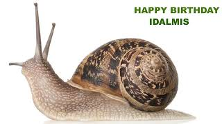 Idalmis  Animals & Animales - Happy Birthday
