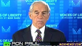 "Ron Paul ""The Military Industrial Complex That"
