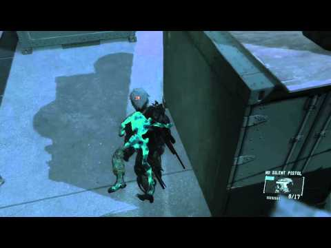 MGS: GZ - Invasion of the Flying Body Snatchers