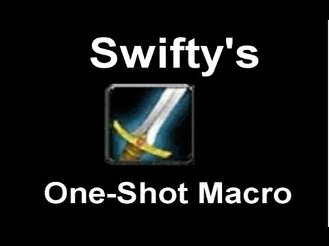 SWIFTY'S ONE SHOT MACRO WORKS!!!! (World of Warcraft PvP / Gameplay)