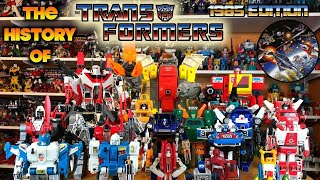 The History of Transformers: 1985 Edition